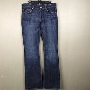 7 For All Mankind Flynt Jeans Size 27
